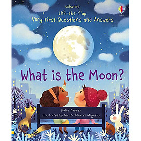 Lift-the-Flap Very First Questions & Answers What Is The Moon?