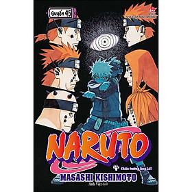 Naruto - Tập 45: Chiến Trường Làng Lá!!