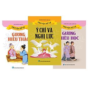 Sách thiếu nhi - Combo Truyện kể cho bé 2