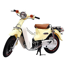 Xe Máy 50cc Cub 81 Minion TAYA MOTOR XM81M_K - Kem
