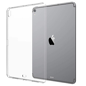Ốp lưng dẻo trong suốt cho iPad Pro 11 inch 2018