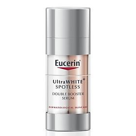 Combo Eucerin Tinh Chất Giảm Thâm Nám UltraWhite Spotless Serum 30ml Và Sữa Tắm, Rửa Mặt Cho Da Nhạy Cảm pH5 Washlotion 1000ml-1