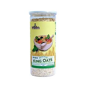 Yến Mạch Úc Thương Hiệu KingNuts 500gram - Nguyên liệu nhập khẩu 100% từ úc. Tốt cho sức khỏe và giảm cân của bạn