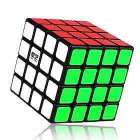 Rubik 4x4 viền đen cao cấp - tặng kèm chân đế