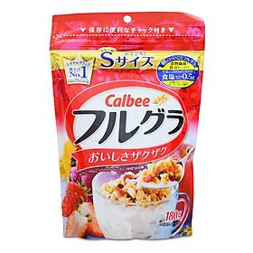 Ngũ Cốc Calbee Frugra Nhật Bản (180g)