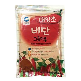 Gói 500G Bột Ớt Mịn Bidan Daesang Hàn Quốc