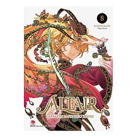 Altair Cánh Đại Bàng Kiêu Hãnh - Tập 8