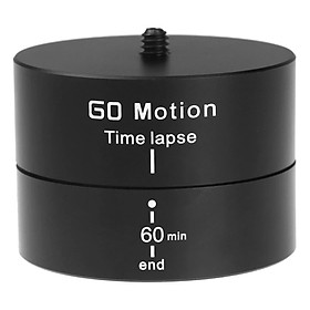 Go Motion 360 Time Lapse Adapter For Camera & Gopro - Hàng Nhập Khẩu