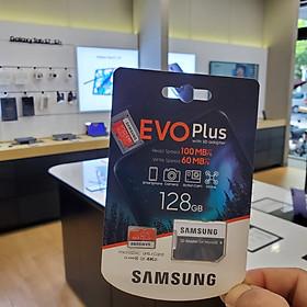 Thẻ nhớ Samsung 128 GB - 100MB/s  - Hàng chính hãng