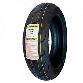 Lốp xe phân khối lớn Dunlop D222 Sportmax cỡ 180/55ZR17 M/C T/L 73W