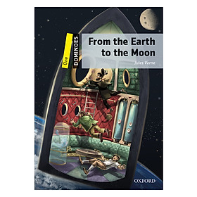 Oxford Dominoes Level 1: From The Earth To The Moon Pack