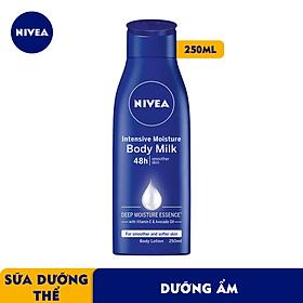 Sữa Dưỡng Thể NIVEA Dưỡng Ẩm Chuyên Sâu 250ml - 80201