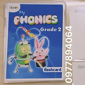 Flashcard MY PHONICS  2 (ép plastics)