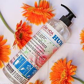 Nước cắm hoa Humik công nghệ ion đồng 1 lít