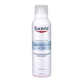 Xịt Khoáng Dưỡng Ẩm Eucerin AquaPorin Active Mist Spray (150ml)