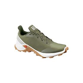 Giày Chạy Bộ Địa Hình ALPHACROSS W BURNT OLIVE L40804700