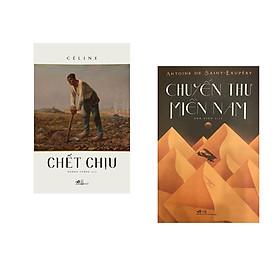 Combo 2 cuốn sách: Chết chịu + Chuyến thư miền nam