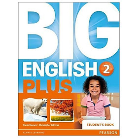 Big English Plus American Edition 2 Student's Book
