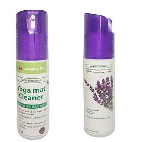 Dung dịch vệ sinh và khử mùi thảm Yoga Yesure NA - hương Lavender nhẹ nhàng