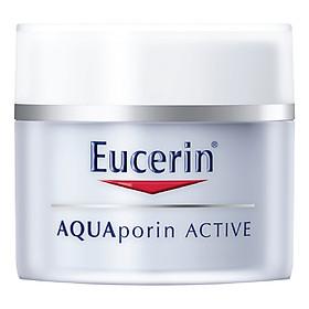 Kem dưỡng ẩm Eucerin AQUAporin ACTIVE cho da thường đến da hỗn hợp (50ml)