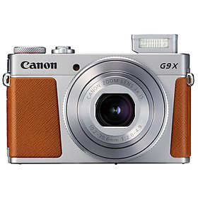Máy Ảnh KTS Canon PowerShot G9X Mark II - Bạc