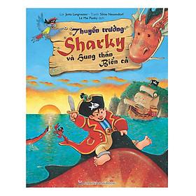 Thuyền Trưởng Sharky - Hung Thần Biển Cả