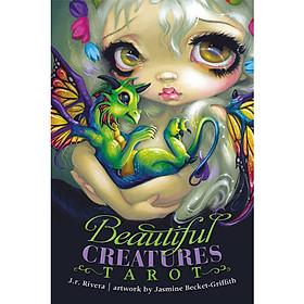 Bộ Beautiful Creatures Tarot Thẻ Bài Bói New