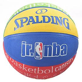 Bóng rổ Spalding NBA Junior Outdoor (chơi ngoài trời)