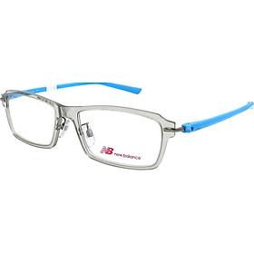 Gọng kính nam, gọng kính unisex, gọng kính chính hãng NEW BALANCE NB09002 C02 (53-17-145) chất liệu nhựa cao cấp chính hãng