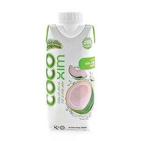 [Chỉ Giao HCM] - Nước dừa xiêm xanh COCOXIM - chai 330ml