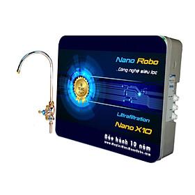 Máy Lọc Nước Nano Uống Trực Tiếp Không cần đun sôi kiểu dáng hàn quốc