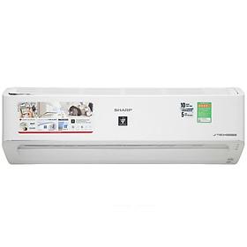 Máy lạnh Sharp Inverter 1 HP AH-XP10YMW Model 2021 - Hàng chính hãng (chỉ giao HCM)