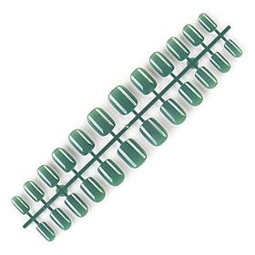 Fake Nails Tips Acrylic False Nail Tips Natural Artificial Full Cover Nails 12 Sizes
