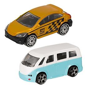 Xe Mô Hình Teamsterz Pack 2 - Mẫu 9