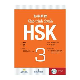Giáo Trình HSK 3 - Sách Bài Học (Kèm MP3)
