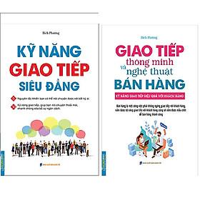 Combo Kỹ Năng Giao Tiếp Siêu Đẳng (Bìa Mềm)+Giao Tiếp Thông Minh Và Nghệ Thuật Bán Hàng (Bìa Mềm)