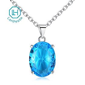 phụkiệnDâyChuyềnLenpestia Sky Sapphire Necklace