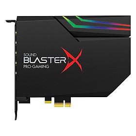 Sound card SC Sound BlasterX AE-5 7.1 hàng chính hãng