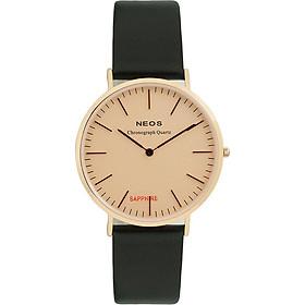 Đồng hồ Neos N-40687M nam dây da