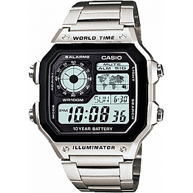 Đồng hồ Casio nam AE-1200WHD-1AVDF