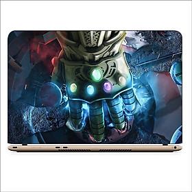 Miếng Dán Skin In Decal Dành Cho Laptop - THANOS 3