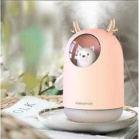 Máy phun sương tạo ẩm cúc cu siêu cấp dễ thương Meng Chong Humidifier