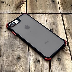Ốp lưng chống sốc toàn phần dành cho iPhone 7 Plus / 8 Plus - Màu đen