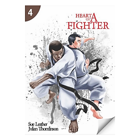 Heart of a Fighter: Page Turners 4