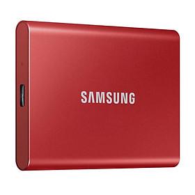 Ổ Cứng Di Động Samsung Portable SSD T7 1TB MU-PC1T0 - Hàng Chính Hãng
