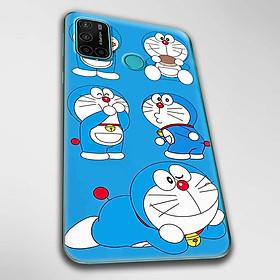 Ốp lưng dành cho Vsmart Joy 4 mẫu Doraemon ham ăn
