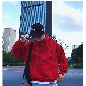 Áo khoác hoodie nam 4YOUNG phong cách Hàn Quốc Cầu Vồng