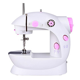 Mini Sewing Machine Home Use Multi-Functional Portable Electric Sewing Machine for Beginners