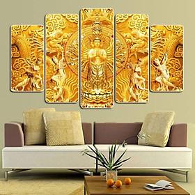 Tranh Treo Phòng Thờ |Phật Giáo |Mẫu 2