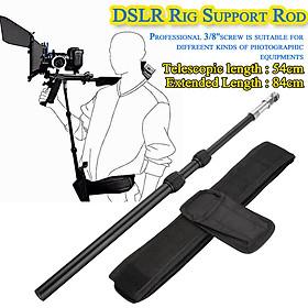 DSLR Rig Support Rod/ Belt for Shoulder Mount Video Camcorder Camera DV/DSLR AB2